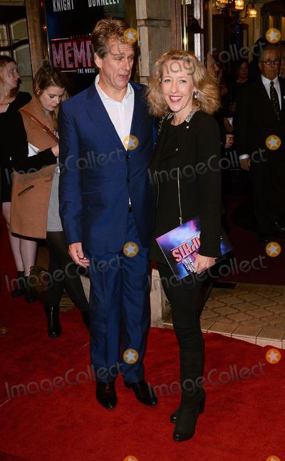 Andrew Castle Photo - London UK Andrew Castle and Sophia Castle at the Shaftesbury Theatre London on Thursday 23rd October 2014  Ref LMK392 -49901-241014Vivienne VincentLandmark Media WWWLMKMEDIACOM