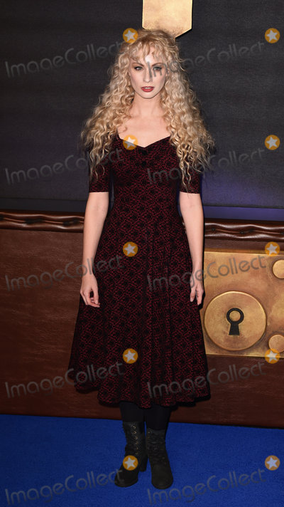 Emmi Green Photo - London UK Emmi Green at The European Premiere of Fantastic Beasts And Where To Find Them held at Odeon Leicester Square London on Tues 15 November 2016Ref LMK392-62756-161116Vivienne VincentLandmark Media WWWLMKMEDIACOM