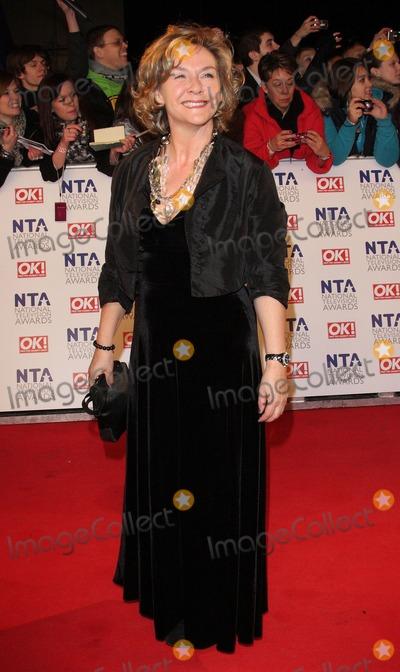 Amanda Burton Photo - London UK Amanda Burton   at the National Television Awards held at the O2 Arena 26th January 2011Keith MayhewLandmark Media