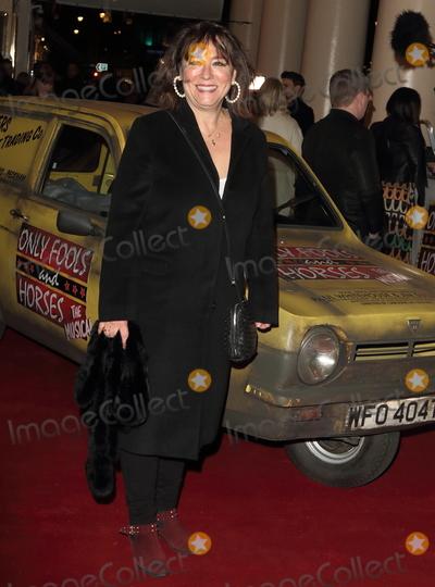 Arabella Weir Photo - London UK Arabella Weir at Only Fools and Horses Press night at the Theatre Royal Haymarket London on Tuesday February 19th 2019Ref LMK73-J4377-200219Keith MayhewLandmark Media WWWLMKMEDIACOM