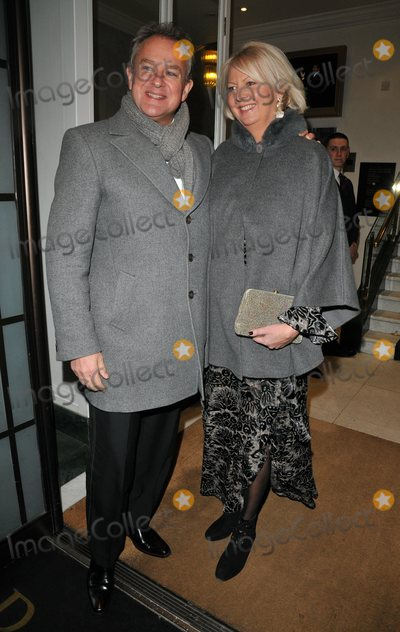 Hugh Bonneville Photo - London UK Hugh Bonneville and Lulu Williams  at the Services To Film inaugural gala dinner in aid of Walking With The Wounded charity BAFTA Piccadilly London England UK on Tuesday 06 February 2018Ref LMK315-J1522-070218CAN NGUYENLandmark MediaWWWLMKMEDIACOM
