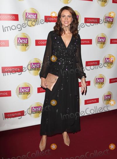 Photo - London UK Beverley Turner at The Best Heroes Awards 2019 at The Bloomsbury Hotel London on October 15th 2019Ref LMK73-J5617-161019Keith MayhewLandmark MediaWWWLMKMEDIACOM