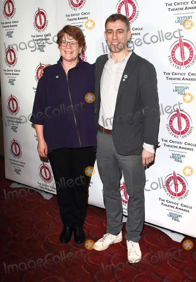 The Prince of Wales Photo - LondonUK  Sue Frost and Joe Smith at The Critics Circle Theatre Awards held at The Prince of Wales Theatre London11 February 2020Ref LMK73-MB6001-120220Keith MayhewLandmark Media WWWLMKMEDIACOM