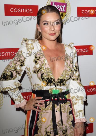 Photo - London UK Candice Brown at The Best Heroes Awards 2019 at The Bloomsbury Hotel London on October 15th 2019Ref LMK73-J5617-161019Keith MayhewLandmark MediaWWWLMKMEDIACOM