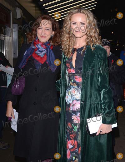 Anna-Louise Plowman Photo - London UK  Haydn Gwynne and Anna Louise Plowman    at the Private Lives screening at the Cineworld Haymarket 27th January 2014 RefLMK392-46489-280114 Vivienne VincentLandmark Media WWWLMKMEDIACOM