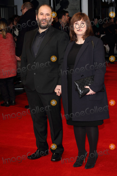 Abi Morgan Photo - London UK  270114Abi Morgan and Jacob Krichefski at the UK Premiere of The Invisible Woman  held at the Odeon Kensington27 January 2014Ref LMK73-46491-280814Keith MayhewLandmark MediaWWWLMKMEDIACOM
