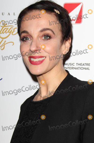 Amanda Abbington Photo - London UK Amanda Abbington at the 17th Annual Whats On Stage Awards held at The Prince Of Wales Theatre London on Sunday 19 February 2017Ref LMK73 -61731-200217Keith MayhewLandmark Media WWWLMKMEDIACOM
