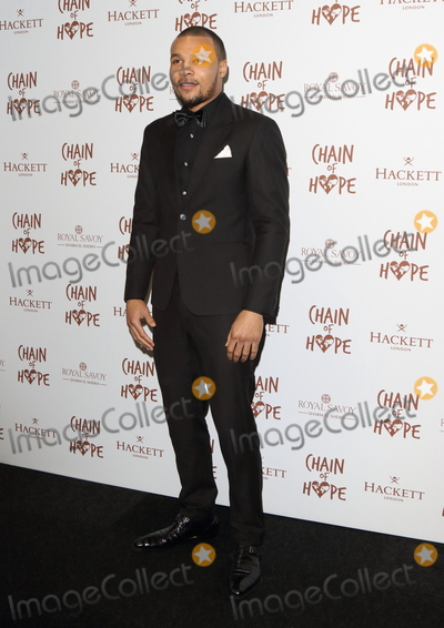 Photo - London UK  Chris Eubank Jr at the Chain Of Hope Ball at Old Billingsgate Lower Thames Street London 16 November 2018 RefLMK73-S1930-171118Keith MayhewLandmark Media WWWLMKMEDIACOM