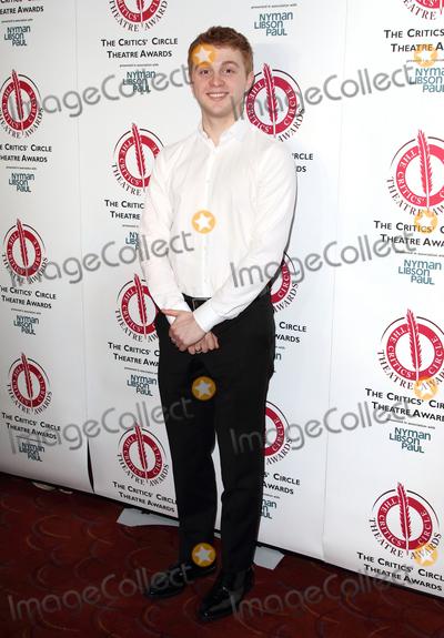 The Prince of Wales Photo - LondonUK  Sam Tutty at The Critics Circle Theatre Awards held at The Prince of Wales Theatre London11 February 2020Ref LMK73-MB6001-120220Keith MayhewLandmark Media WWWLMKMEDIACOM