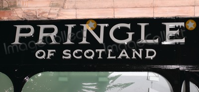 Photo - Pringle of Scotland Flagship store opening