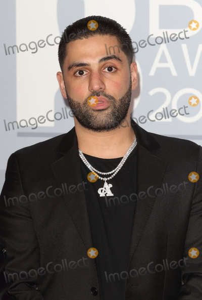 Abtin Abbasi Photo - London UK Abtin Abbasi at 40th Brit Awards Red Carpet arrivals The O2 Arena London on February 18th 2020Ref  LMK73-J6246-190220Keith MayhewLandmark Media WWWLMKMEDIACOM