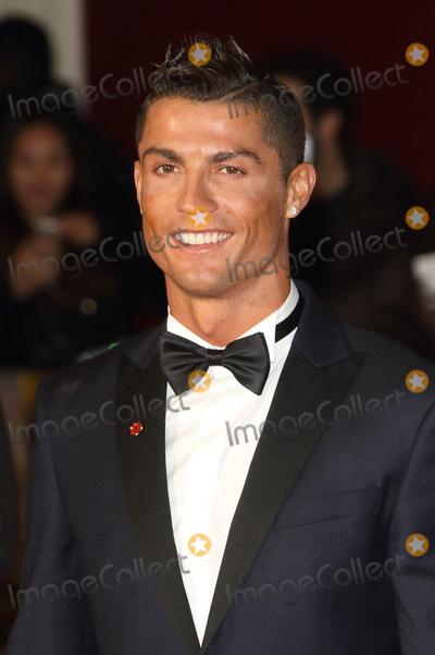 Photo - LondonUK Cristiano Ronaldo at World Premiere of  Ronaldo  at the Vue West End Leicester Square London 9th November 2015RefLMK73-58091-101115Keith MayhewLandmark Media WWWLMKMEDIACOM