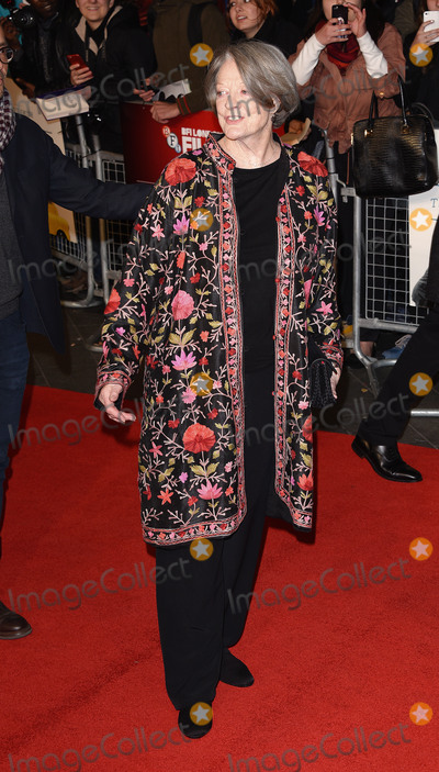 Photo - LFF 2015- The Lady In The Van Premiere