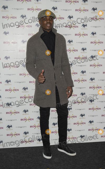 Angelo Ogbonna Photo - London UK Angelo Ogbonna at  the UK Premiere of Iron Men at the Mile End Genesis Cinema on March 2nd 2017 in London EnglandRef LMK386-63058-030317Gary MitchellLandmark Media WWWLMKMEDIACOM