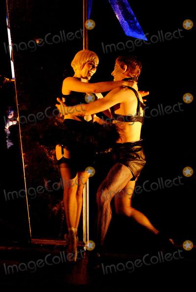 Photo - Cabaret press night