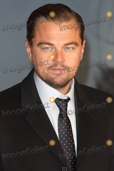 Photo - LondonUK Leonardo DiCaprio at the UK Premiere of  The Revenant  at the Empire Leicester Square 14th January 2016 Ref LMK73-59128-150116Keith MayhewLandmark Media WWWLMKMEDIACOM