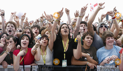 Photo - Reading Festival Day One
