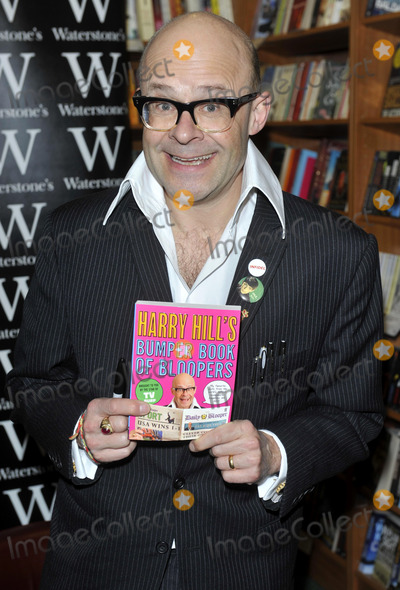 Photos From Harry Hill Bumper Book of Bloopers Signing