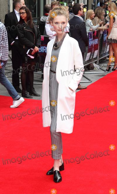 Agata Buzek Photo - London UK Agata Buzek at the World Premiere of Hummingbird at the Odeon West End Leicester Square London June 17th 2013Ref LMK73-44474-180613Keith MayhewLandmark Media WWWLMKMEDIACOM