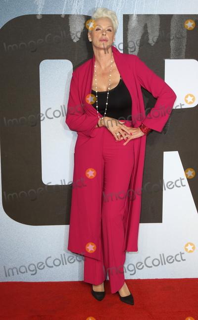 Creed Photo - London UK Brigitte Nielsen at Creed 2 UK Premiere at the BFI Imax Waterloo London on November 28th 2018Ref LMK73-J3040-291118Keith MayhewLandmark MediaWWWLMKMEDIACOM