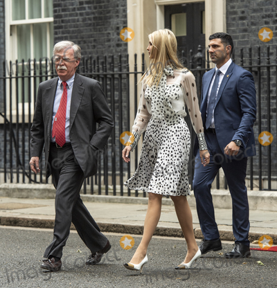 Photos From President Trump Visits 10 Downing Street