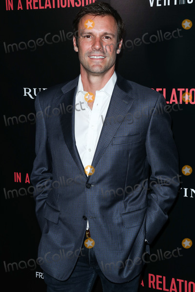 Andres Icaza Photo - WEST HOLLYWOOD LOS ANGELES CA USA - OCTOBER 30 Andres Icaza at the Los Angeles Premiere Of Vertical Entertainments In A Relationship held at The London West Hollywood Screening Room on October 30 2018 in West Hollywood Los Angeles California United States (Photo by Xavier CollinImage Press Agency)