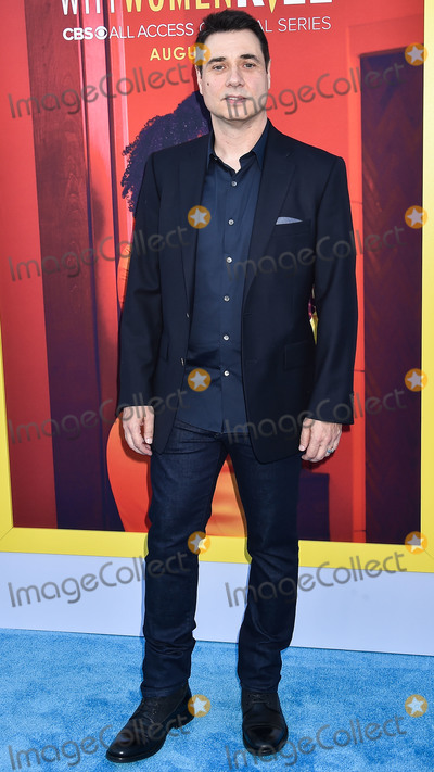 Adam Ferrara Photo - BEVERLY HILLS LOS ANGELES CALIFORNIA USA - AUGUST 07 Adam Ferrara arrives at the Los Angeles Premiere Of CBS All Access Why Women Kill held at the Wallis Annenberg Center for the Performing Arts on August 7 2019 in Beverly Hills Los Angeles California United States (Photo by Image Press Agency)