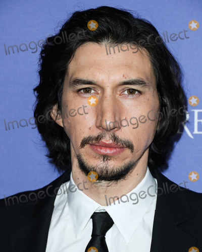 Photo - SANTA BARBARA LOS ANGELES CALIFORNIA USA - JANUARY 17 Actor Adam Driver arrives at the 35th Annual Santa Barbara International Film Festival - The Outstanding Performers Of The Year Award held at The Arlington Theatre (Metropolitan Theatres) on January 17 2020 in Santa Barbara Los Angeles California United States (Photo by Xavier CollinImage Press Agency)