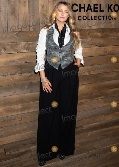 Photos From Michael Kors Collection Fall/Winter 2020 Runway Show - Arrivals - February 2020 - New York Fashion W