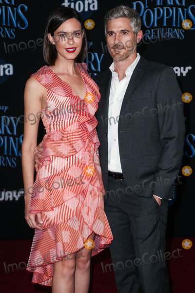Photo - (FILE) Dave and Odette Annable Split After 9 Years of Marriage HOLLYWOOD LOS ANGELES CALIFORNIA USA - NOVEMBER 29 Odette Annable Dave Annable at the Los Angeles Premiere Of Disneys Mary Poppins Returns held at the El Capitan Theatre on November 29 2018 in Hollywood Los Angeles California United States (Photo by Image Press Agency)