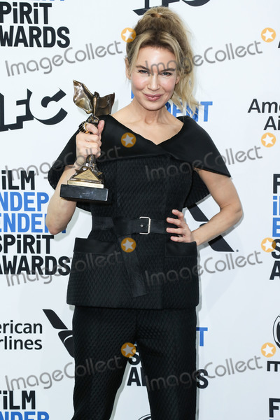 Photos From 2020 Film Independent Spirit Awards - Press Room