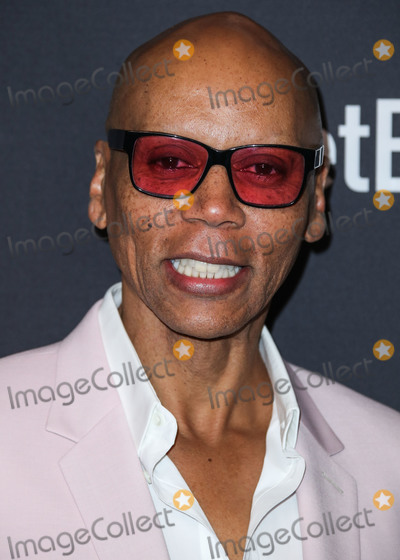 Photo - HOLLYWOOD LOS ANGELES CA USA - MARCH 17 Drag queen RuPaul Andre Charles arrives at the 2019 PaleyFest LA - VH1s RuPauls Drag Race held at the Dolby Theatre on March 17 2019 in Hollywood Los Angeles California United States (Photo by Xavier CollinImage Press Agency)