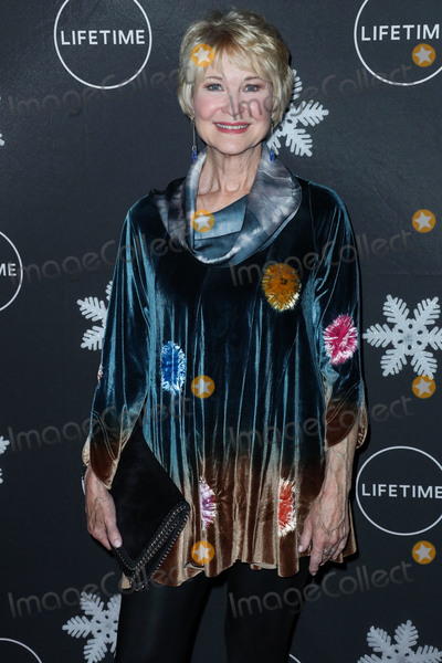 Photo - WESTWOOD LOS ANGELES CALIFORNIA USA - OCTOBER 22 Actress Dee Wallace arrives at the Its A Wonderful Lifetime Holiday Party held at STK Los Angeles at W Los Angeles - West Beverly Hills on October 22 2019 in Westwood Los Angeles California United States (Photo by Xavier CollinImage Press Agency)