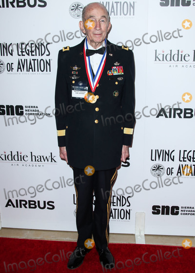 Photo - BEVERLY HILLS LOS ANGELES CA USA - JANUARY 18 Major General Carl McNair arrives at the 16th Annual Living Legends Of Aviation Awards held at The Beverly Hilton Hotel on January 18 2019 in Beverly Hills Los Angeles California United States (Photo by Xavier CollinImage Press Agency)