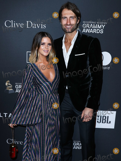 Photos From (FILE) Maren Morris Welcomes First Baby With Husband Ryan Hurd