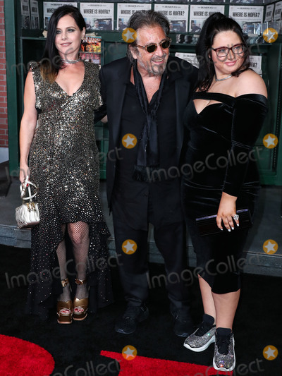 Meital Dohan Photo - HOLLYWOOD LOS ANGELES CALIFORNIA USA - OCTOBER 24 Meital Dohan Al Pacino and Olivia Pacino arrive at the Los Angeles Premiere Of Netflixs The Irishman held at TCL Chinese Theatre IMAX on October 24 2019 in Hollywood Los Angeles California United States (Photo by Xavier CollinImage Press Agency)