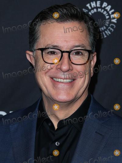 Photos From 2019 PaleyFest LA - CBS's 'An Evening with Stephen Colbert'