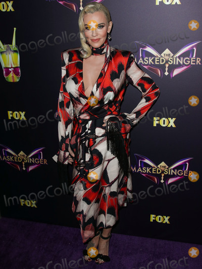 Photos From Fox's 'The Masked Singer' Premiere Karaoke Event