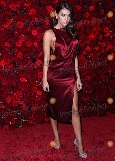 Photo - Victorias Secret Angel Sara Sampaio Hosts The Bombshell Intense Launch Party
