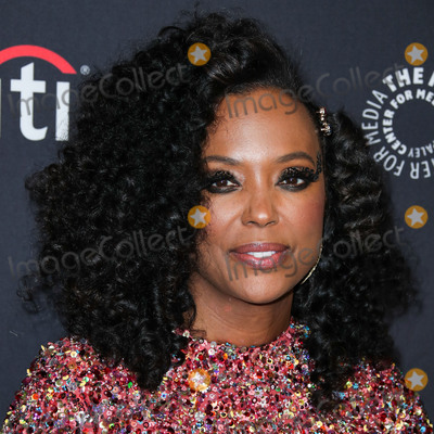 Photo - HOLLYWOOD LOS ANGELES CA USA - MARCH 17 Actress Aisha Tyler arrives at the 2019 PaleyFest LA - VH1s RuPauls Drag Race held at the Dolby Theatre on March 17 2019 in Hollywood Los Angeles California United States (Photo by Xavier CollinImage Press Agency)