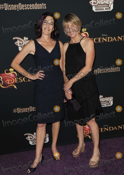 Josann McGibbon Photo - Josann Mcgibbon Sara Parriott attending the Disney Channel Original Movie Descendants Held at the Walt Disney Studios in Burbank California on July 24 2015 Photo by D Long- Globe Photos Inc