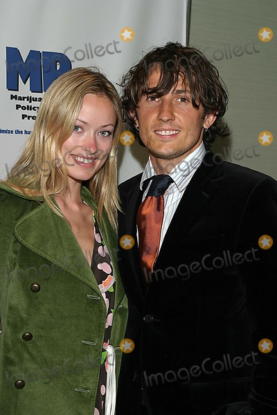 Tao Ruspoli Photo - Marijuana Policy Project 10th Anniversary Gala Santa Monica CA 05-09-05 Jaimie Rodriguez  Globe Photos (C) 2005 Oliva Wilde and Tao Ruspoli
