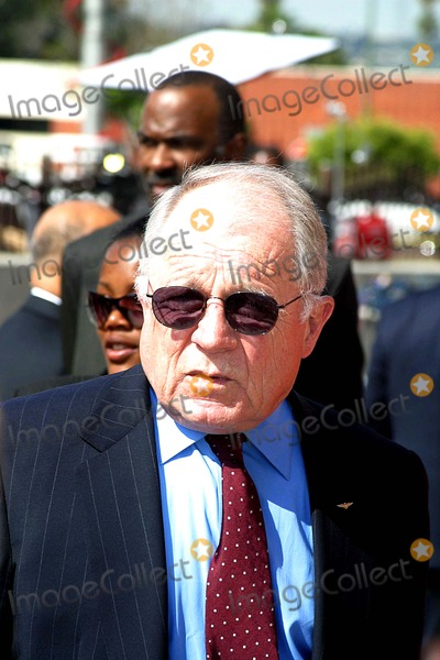 Johnnie Cochran,F. Lee Bailey Photo - Funeral of Johnnie L Cochran Jr