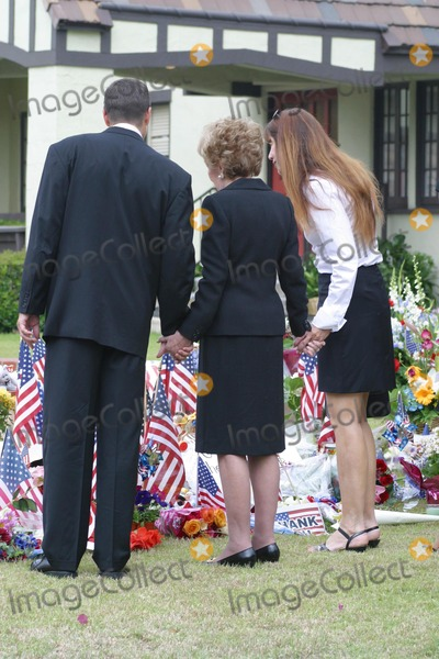 Photo - Ronald Reagan Funeral