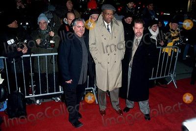 Alan Slutsky Photo - NY Film Critics Circle 68th Annual Dinner at Noche Restaurant  New York City 1122003 Photo John B Zissel Ipol Globe Photos Inc 2003 Paul Justman and Alan Slutsky