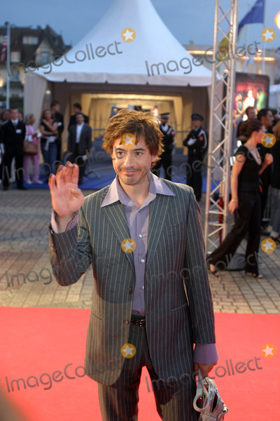 Photos From 31 Festival Du Film Amricain de Deauville 2005 - Robert Downey / Jsb / O.medias - 4 / 09/ 2005