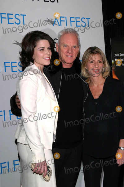 Nancy Collet Photo - 111503 companypremiere at the Archlight Theatre Hollywood  6360 Sunset Blvd Neve Campbell Malcolm Mcdowell  Nancy Collet Phototom Rodriguez  Globe Photos Inc