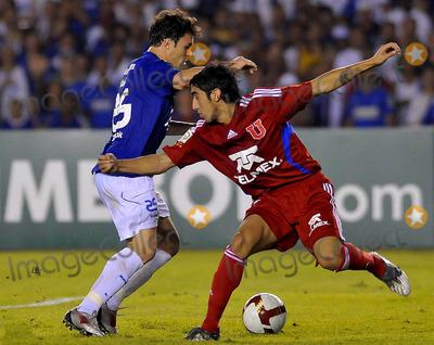 Photo - Cruzeiro Vs Universidad de Chile - Copa Libertadores 2009 Brazil