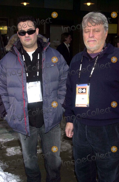 Nickolas Perry Photo - the 2004 Sundance Film Festival Hunting of the President Premiere Park City Utah 01232004 Photo by John KrondesGlobe Photos Inc 2004 Nickolas Perry and Harry Thomason (Directors)