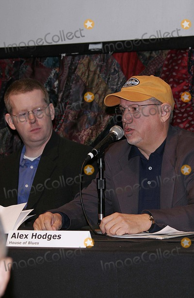 Alex Hodges Photo - Alex Hodges - Press Conference For the New Cars - House of Blues West Hollywood California - 03-14-2006 - Photo by Nina PrommerGlobe Photos Inc 2006